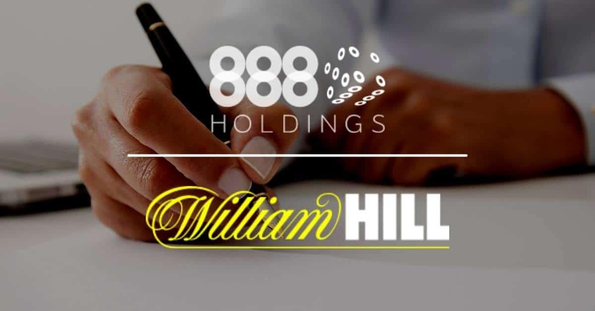 888 to Acquire William Hill