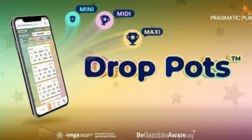 Pragmatic Play Launches Drop Pots Progressive Jackpots